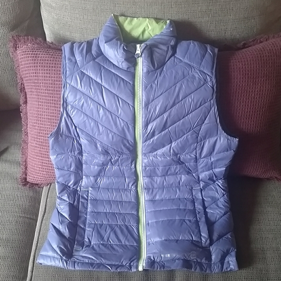 Free Country Girls Youth Hybrid Vest Large 14//16